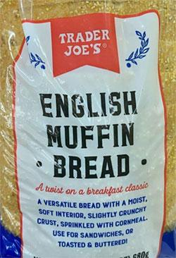 Trader Joe's English Muffin Bread Reviews