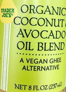 Trader Joe's Organic Coconut & Avocado Oil Blend