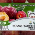 Organic Very Cherry Plums