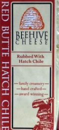 Beehive Cheese Rubbed With Red Butte Hatch Chile Reviews
