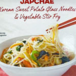 Trader Joe's Japchae Korean Sweet Potato Glass Noodles & Vegetable Stir Fry