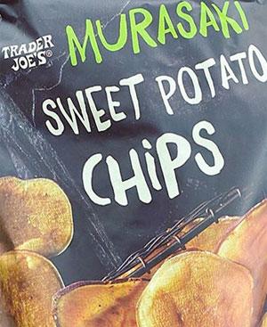 Trader Joe's Murasaki Sweet Potato Chips Reviews