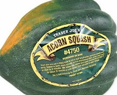 Trader Joe's Acorn Squash