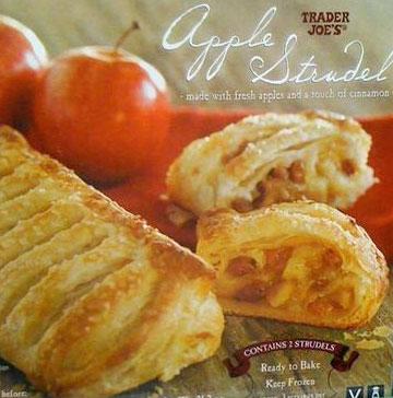 Trader Joe's Apple Strudel