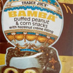Trader Joe's Bambas with Hazelnut Creme Filling