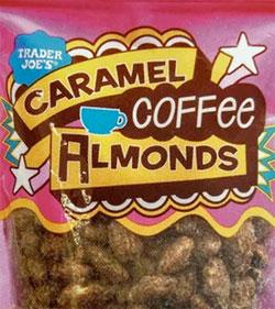 Trader Joe's Caramel Coffee Almonds Reviews