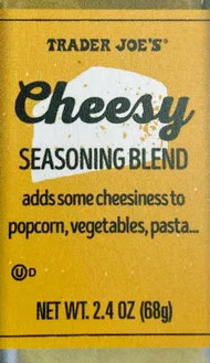 Trader Joe's Cheesy Seasoning Blend