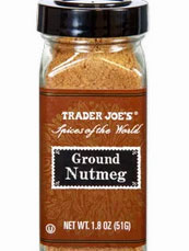 Trader Joe's Ground Nutmeg