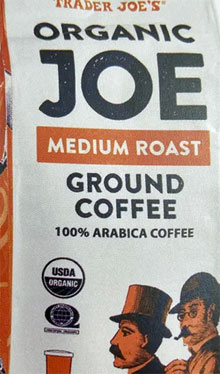 Trader Joe's Organic Joe Medium Roast Coffee Reviews