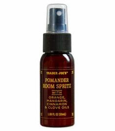 Trader Joe's Pomander Room Spray Spritz
