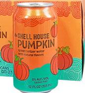 The Shell House Spiked Pumpkin Seltzer