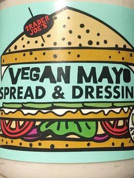 Trader Joe's Vegan Mayo Spread & Dressing