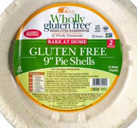 Wholly Gluten-Free 9″ Pie Shells Reviews