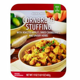 Trader Joe's Cornbread Stuffing Reviews