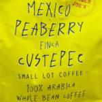 Trader Joe's Mexico Peaberry Finca Custepec Small Lot Coffee