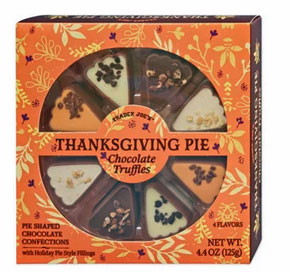 Trader Joe's Thanksgiving Pie Chocolate Truffles Reviews